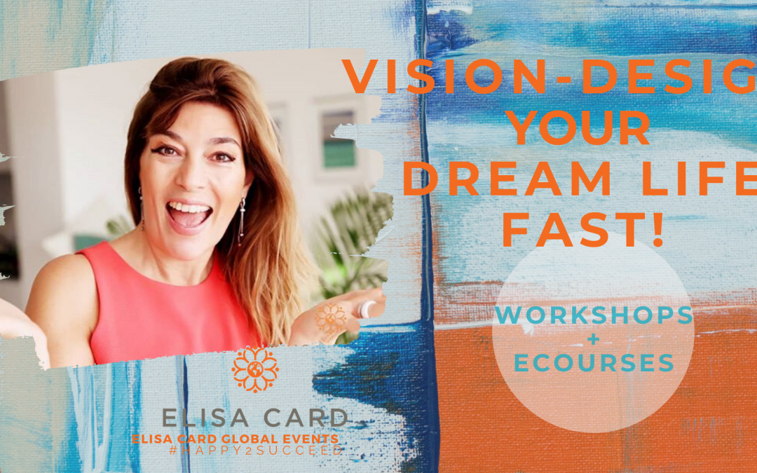 CREATE A LIFE YOU TOTALLY LOVE! VIP ONLINE EVENT